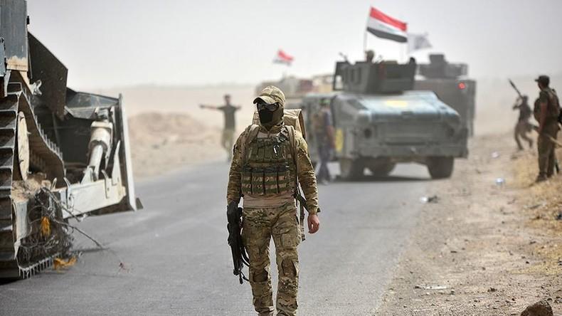 Nach Kurdistan-Referendum: Irakisches Parlament entsendet Truppen nach Kirkuk gegen Peshmerga