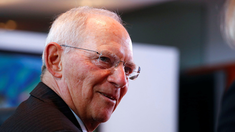 Wolfgang Schäuble soll der nächste Bundestagspräsident werden