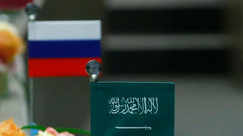 Russland und Saudi-Arabien bereiten gemeinsame Energie-Investitionsplattform vor