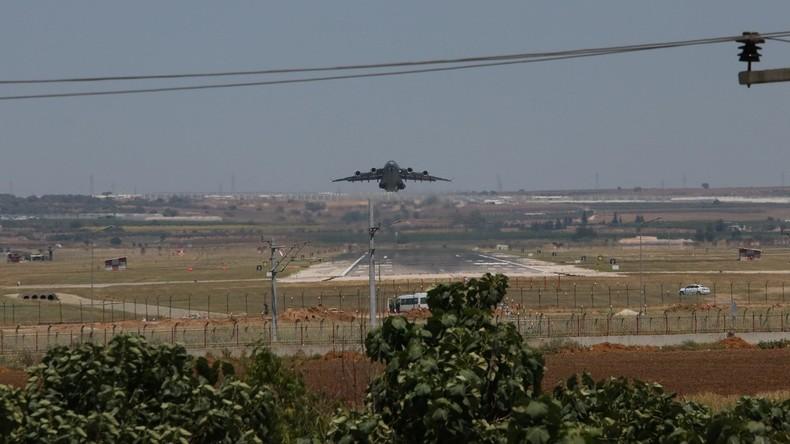 Letzte Bundeswehr-Soldaten räumen türkische Militärbasis Incirlik