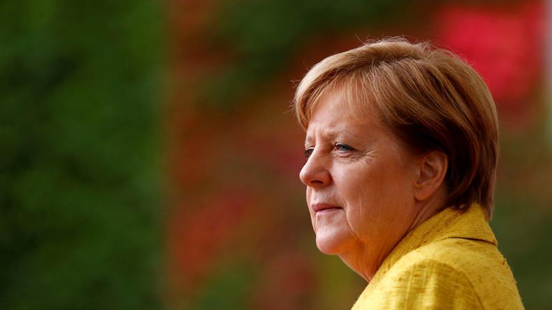 LIVE: Merkel eröffnet Landtagswahlkampf der CDU in Hildesheim