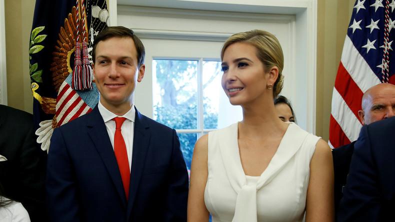 Trumps Schwiegersohn jahrelang als Frau bei Wahlen registriert
