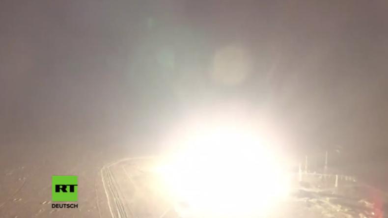 """Russland startet erfolgreich Interkontinentalrakete von seiner """"Area 51"""""""