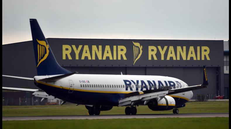 Ryanair streicht 18.000 Flüge, 400.000 Passagiere betroffen