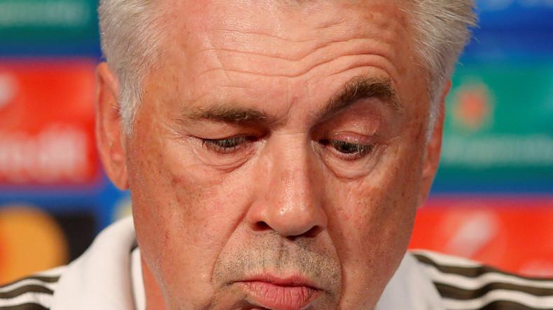 Nach Pleite gegen PSG Paris in der Champions League: FC Bayern entlässt Trainer Carlo Ancelotti