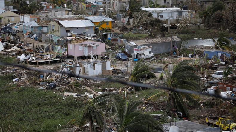 Trump gibt nach: Auch ausländische Hilfsschiffe dürfen Puerto Rico anlaufen