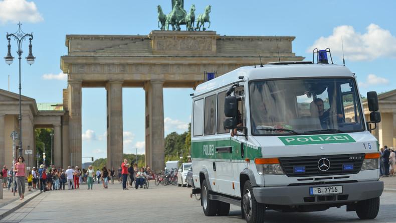 Berliner Polizei korrigiert sich: Keine Hepatitis-Ansteckungen durch Spritzen in Dienstpost