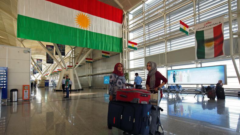 Sechs Airlines stellen Flüge in Iraks Kurdengebiete ein