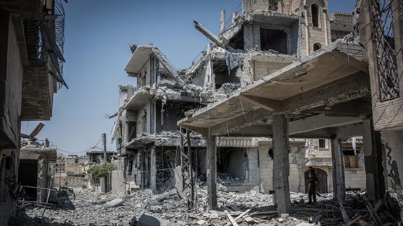 Russisches Außenministerium: US-Fehler führten zu humanitärer Katastrophe in Rakka