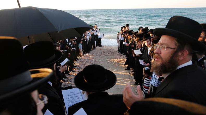 Palästinensergebiete in Israel vor Versöhnungstag abgesperrt