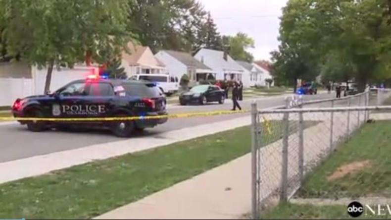 Kleinkind verletzt zwei Kinder mit Pistole bei Tagesmutter in USA