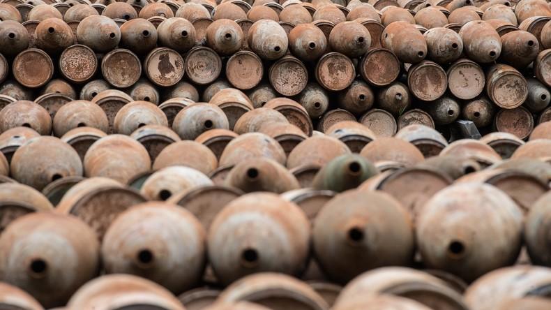 Washington beginnt Vernichtung von US-Chemiewaffen in Panama