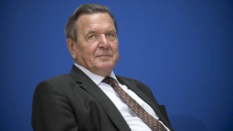 Gerhard Schröder wird Vorsitzender des Rosneft-Aufsichtsrates