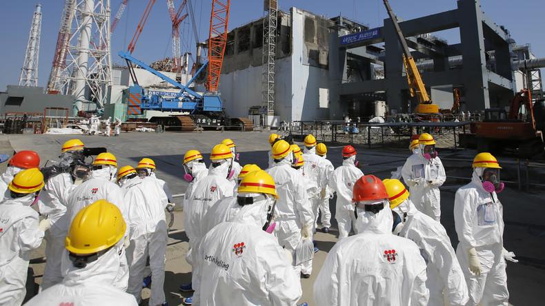 Radioaktives Wasser könnte aus Atomruine Fukushima auslaufen