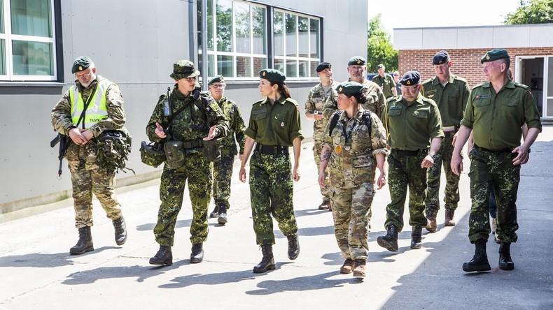 Dänemark schickt Soldaten an die Grenze zu Deutschland