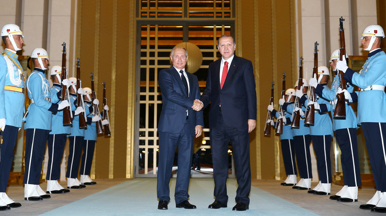Putin: Russland und Türkei schaffen notwendige Voraussetzungen für Rückkehr zur Normalität in Syrien