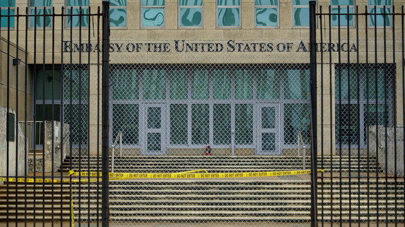 USA ziehen nach mutmaßlichen Schallangriffen Diplomaten aus Kuba ab