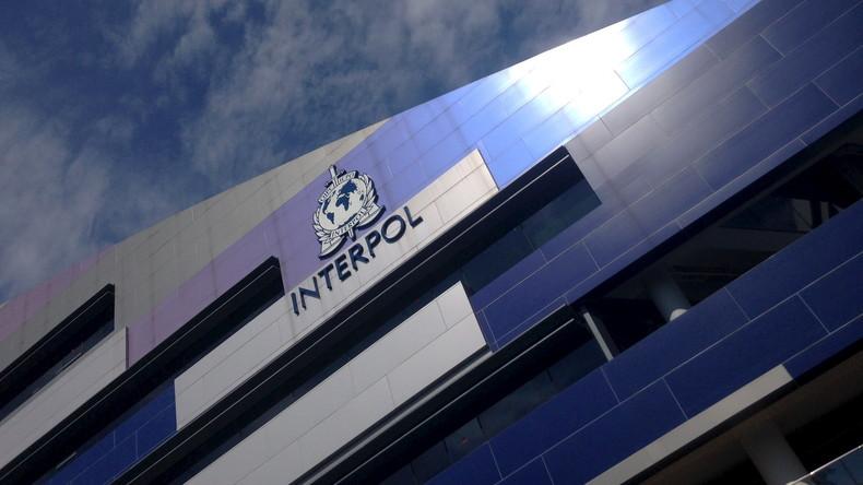 Kriminalstatistik: Interpol fahndet nach fast 300 Deutschen