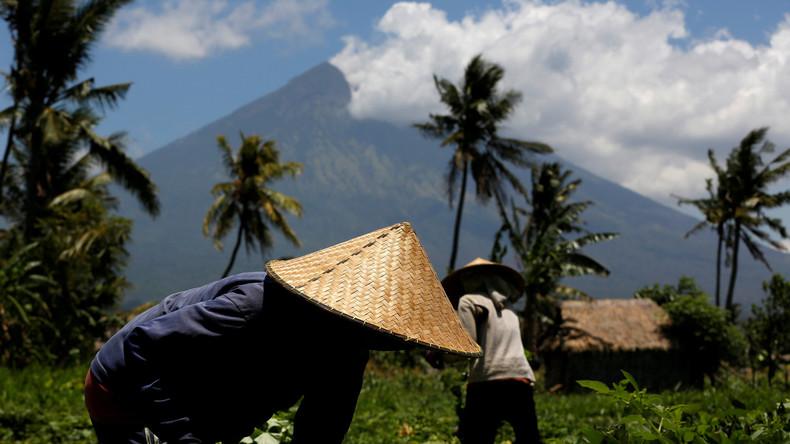 Vulkan auf Bali: Tausende Geflohene dürfen nach Hause zurück