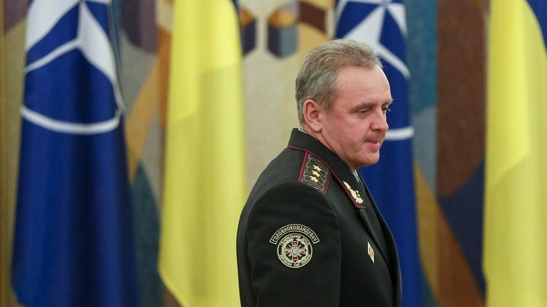 Russlands Verteidigungsministerium rät Kiew zu Entlassung von Generalstabschef