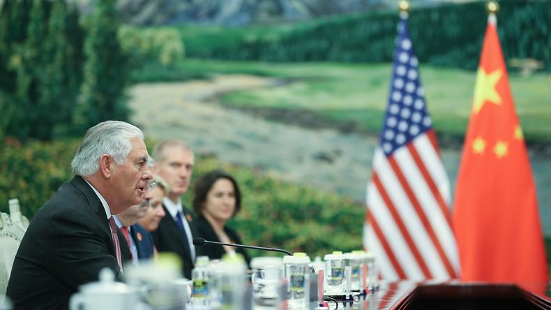 US-Außenminister Rex Tillerson: Washington steht in direktem Kontakt mit Pjöngjang
