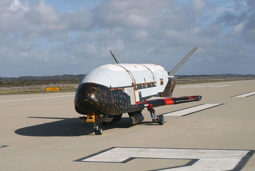 SpaceX startet geheimes Raumflugzeug für Pentagon