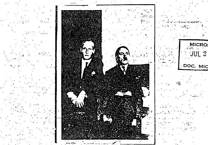 CIA-Bericht: Adolf Hitler soll Zweiten Weltkrieg überlebt haben
