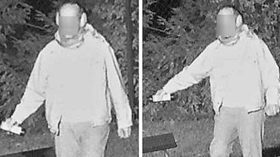 Tatverdächtiger bei Chemie-Attacken auf Spielplätze läuft in Foto-Falle