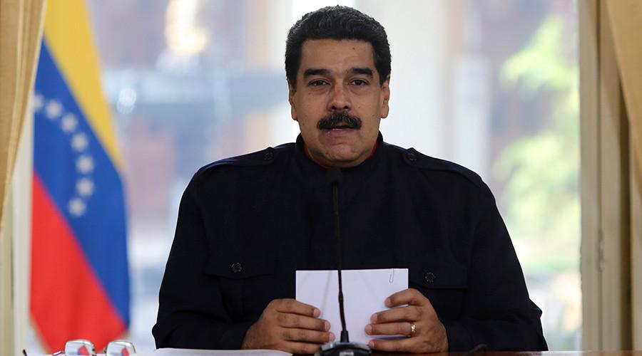 """Venezuela und Iran feuern nach Trump-Kritik zurück: """"Schamloser Ignorant und neuer Hitler"""""""
