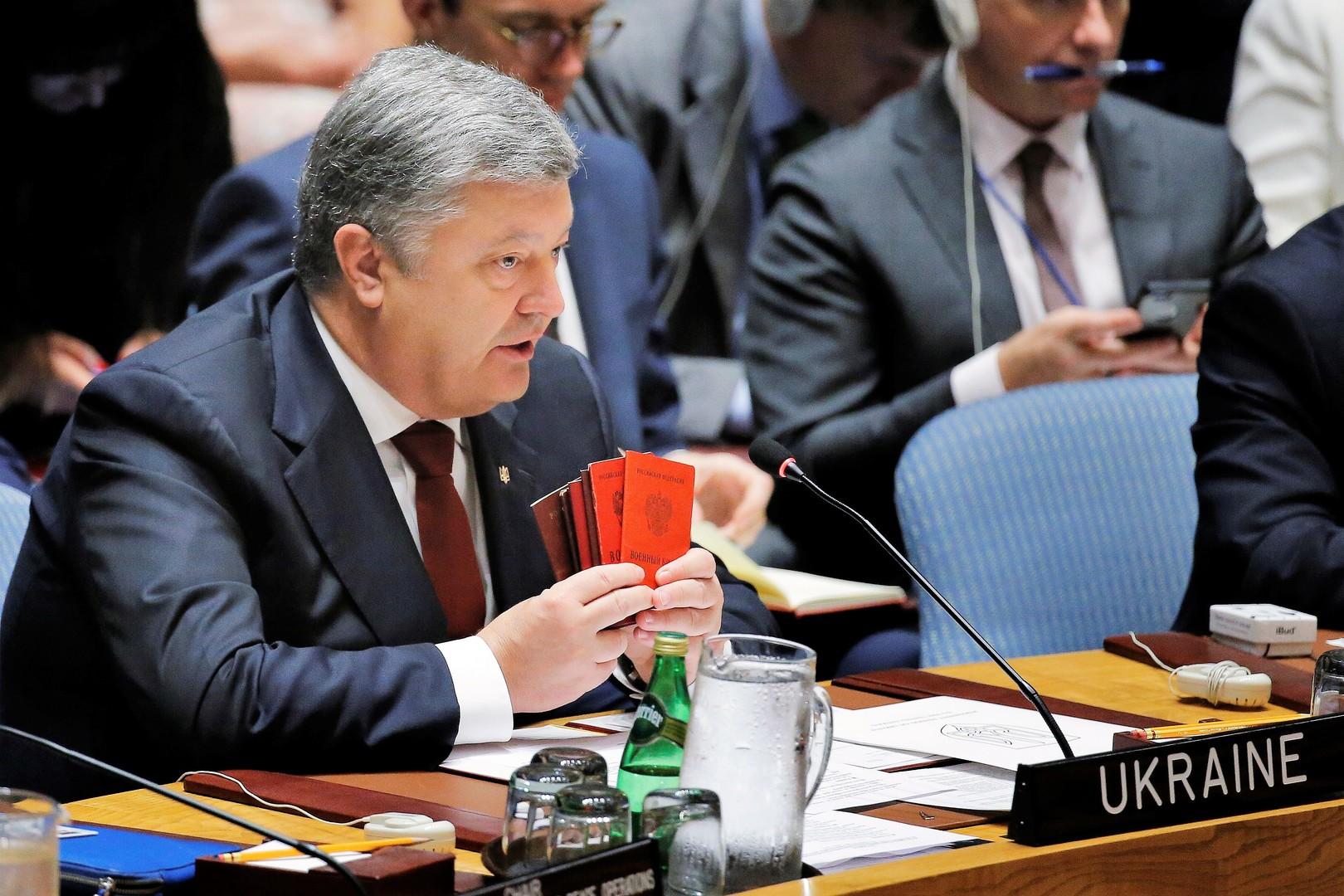 Nach Poroschenkos Auftritten vor den UN: Antirussisches Pathos verhallt