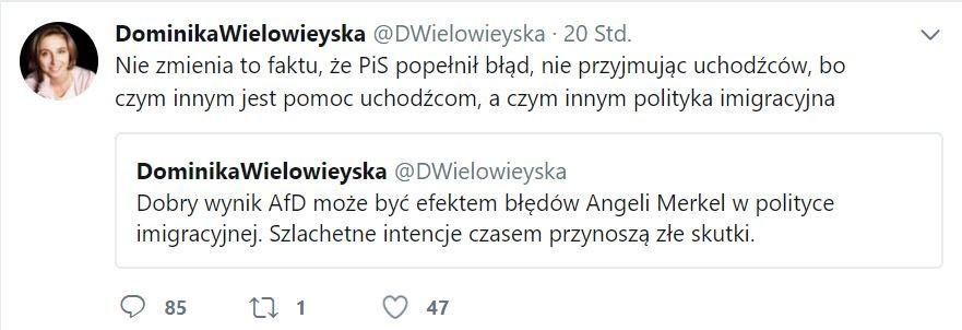Das erste polnische Echo nach der deutschen Bundestagswahl