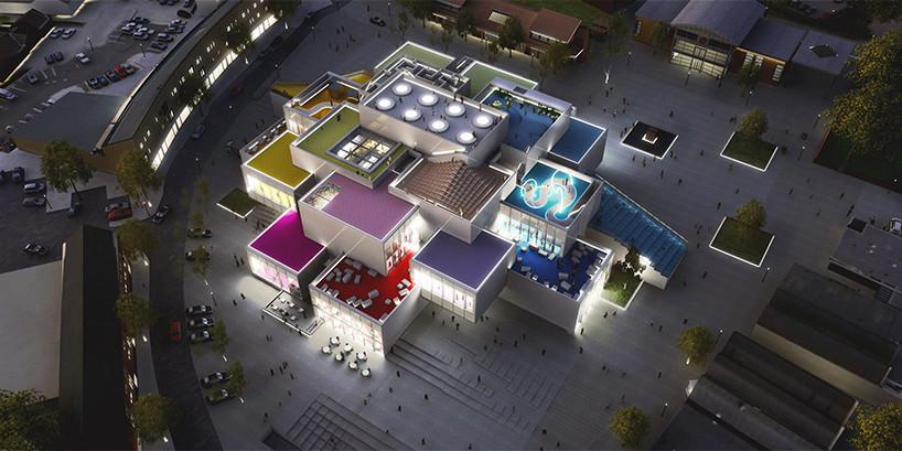 Kein Spielzeug mehr: LEGO-Haus aus echten Baumaterialien in Dänemark gebaut [VIDEO]