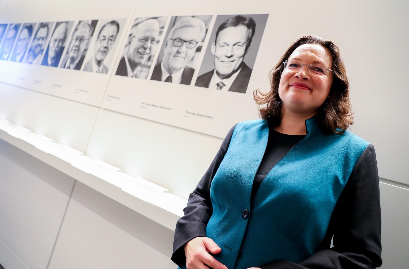 """Opposition mit Storno-Option: SPD bei drohendem """"Staatsnotstand"""" auch zu Regierung bereit"""