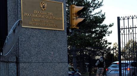 Russische Botschaft in Washington, D.C.