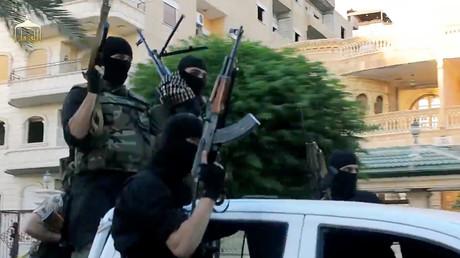 Die Terroristen des