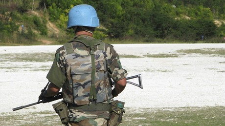 Ostukraine: Putin fordert Stationierung von Blauhelmen zum Schutz der OSZE-Beobachter (Symbolbild)