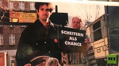 Aus dem Film von Schlingensief: