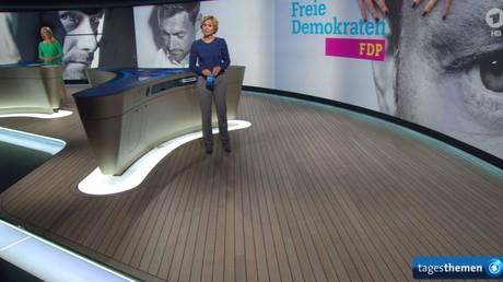 Quelle: Screenshot ARD-Tagesschau
