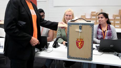 Roboter übernehmen Berichterstattung über norwegische Parlamentswahl
