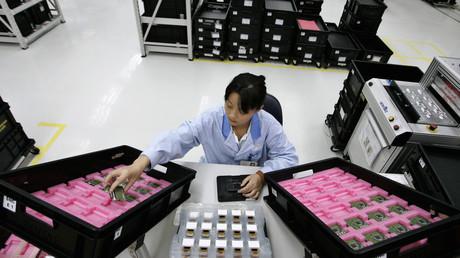 Siemens verlegt autonome Robotik-Forschung nach China (Archivbild)