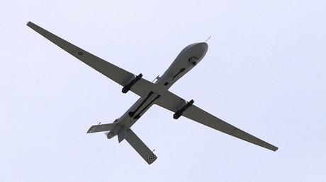 Die US-Drohne vom Typ MQ-1