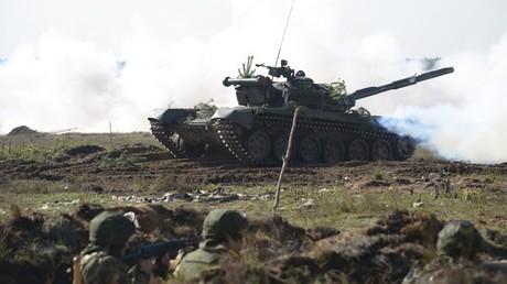 Das Manöver Zapad 2017 löste wilde Anschuldigungen der NATO gegenüber Russland aus.