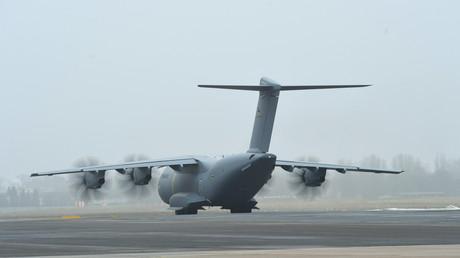 Hurrikan-Hilfe: Bundeswehr fliegt mehr als 300 Menschen aus Karibik-Region aus