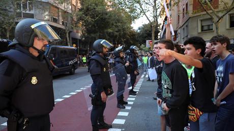 Eineinhalb Wochen vor Unabhängigkeitsreferendum in Katalonien: 9 Millionen Wahlzettel beschlagnahmt