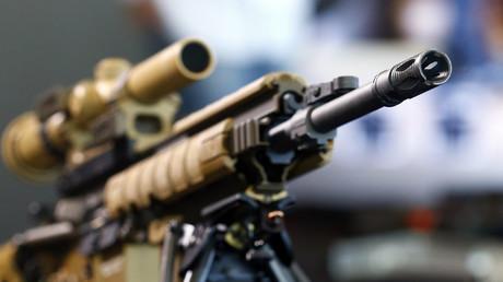 Das HK417-Sturmgewehr von Heckler & Koch. Der Waffenhersteller überdenkt seine Geschäftspolitik.