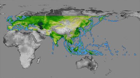Geologen prognostizieren Spaltung Eurasiens: Kontinent driftet auseinander