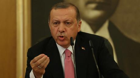 Schlägerei bei Treffen von Erdogan mit türkischer Gemeinde in New York [VIDEO]