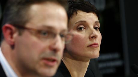 Beide scheinen nun die Partei verlassen zu wollen. Marcus Pretzell und Frauke Petry.