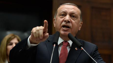 Erdogan droht dem Irak mit militärischer Invasion