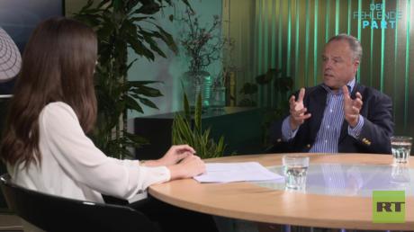 """""""Die AfD ist eine Art neue Volkspartei der neuen Bundesländer"""" – Thomas Fasbender im Gespräch"""